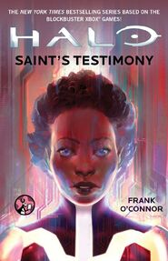 Halo Saint's Testimony cover