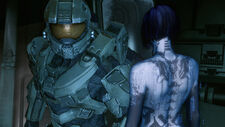 Chief Cortana