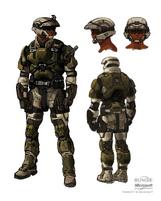 H3 - Marines Concept