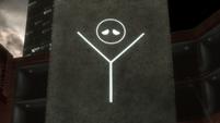 Sad Monoglyph