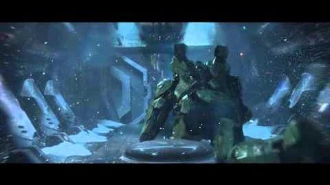 Вырезанный альтернативный трейлер Halo 4
