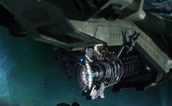 HaloReach - Uppercut Slipspace Drive