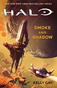 Halo Smoke and Shadow cover