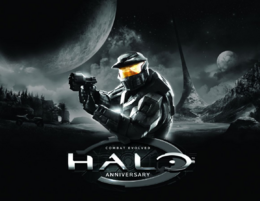Halo Combat Evolved Anniversary wallpaper
