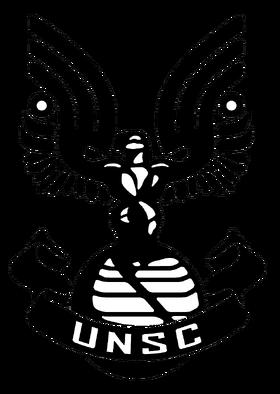 Perfect White UNSC logo