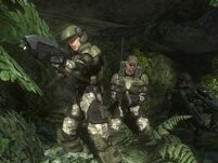 UNSC Marines in Halo 3