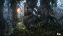 H4 Requiem jungle concept
