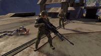 UNSC marine BDU (Halo 2 A) 4