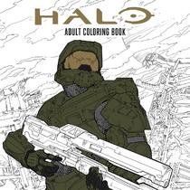 Halo: Раскраска для взрослых