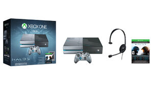 Halo 5 Guardians console bundle