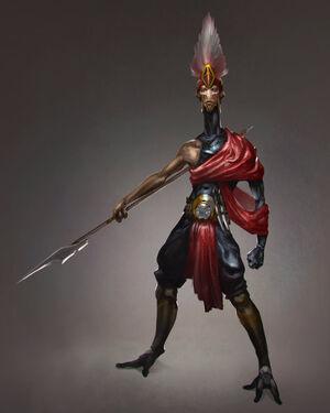 San shyuum warrior by tdspiral-d7urf7g