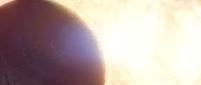 Requiem colliding with her sun