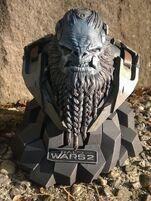 Halo Wars 2 Brute Statue 4