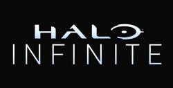 Halo Infinite - Logo on black