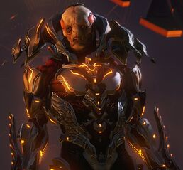 H4 Didact's new armor