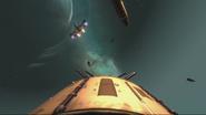 Sabre Rocket Disengage