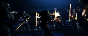 Halo 5 - Wardens vs Blue Team