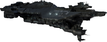 UNSC Spirit of Fire (CFV-88)