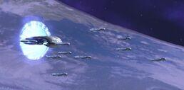 Fleet of Retribution - Ark