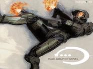 Графическая новелла Halo