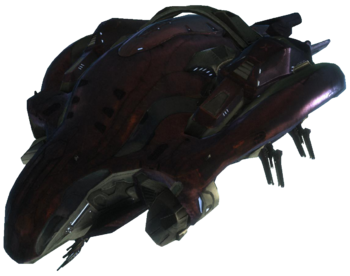 HReach PhantomGunboat