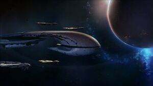 HSA Covenant remnant fleet in DraetheusV