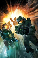 Halo Escalation 10