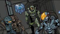 Escalation - Static and Blue Team