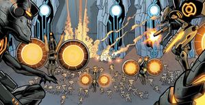 Escalation - Composer's Forge Battle