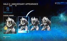 Halo MCC Menu Elites