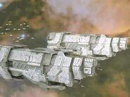 Unsc marathon class cruisers