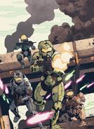 Halo: Сопутствующий риск