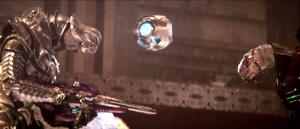 Arbiter and spark