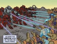 Genesis - Ripa kills Kig-Yar