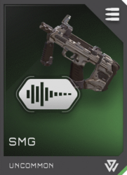 REQ Card - SMG with Silencer