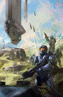 Halo Escalation 7