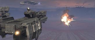 Halo3 - FrigateAssault