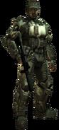 Halo3 ODST Sgt. Johnson