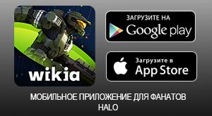SWA шаблон Halo