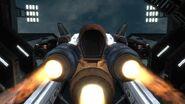 Halo- Reach - Sabre Engines
