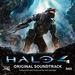 Halo 4 Original Soundtrack Cover