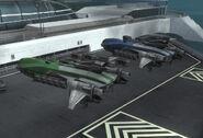 Civilian transports