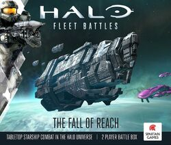 Halo Fleet Battles Fall of Reach