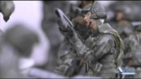 Halo 3 Поверьте - Музей Памятник Джону-117