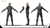 SPARTAN-IV Exo-suit