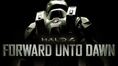 Halo 4 Forward Unto Dawn Official Teaser Trailer