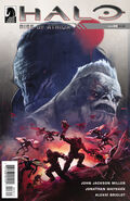 Halo Rise of Atriox Issue 03 cover
