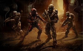 Locke team Halo 5