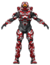 MJOLNIR HAZOP armor (Forest)
