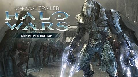 Трейлер Halo Wars Definitive Edition (RU)